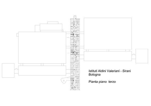 Mappa piano terzo Mappa piano terzo (clicca per ingrandire)